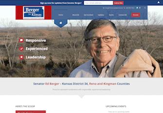Berger for Kansas