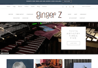 Ginger Z – Artistry Times Five